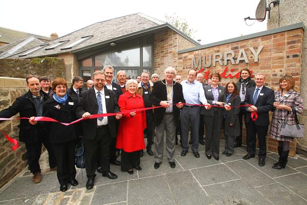 2014: Murray Studios Opened